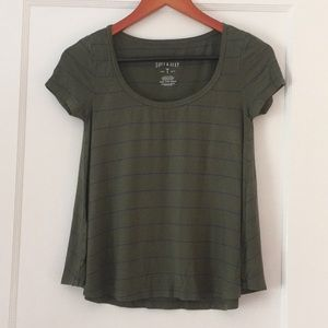 AE Soft and Sexy Flowy T-Shirt